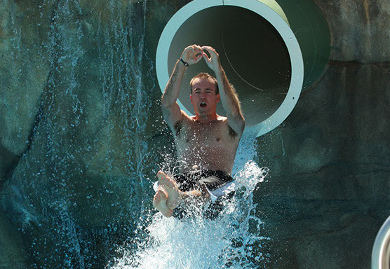 water slide designers