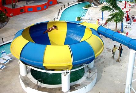 Splashbowl Water Slides