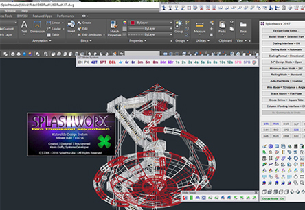 Splashworx - Proprietary software design