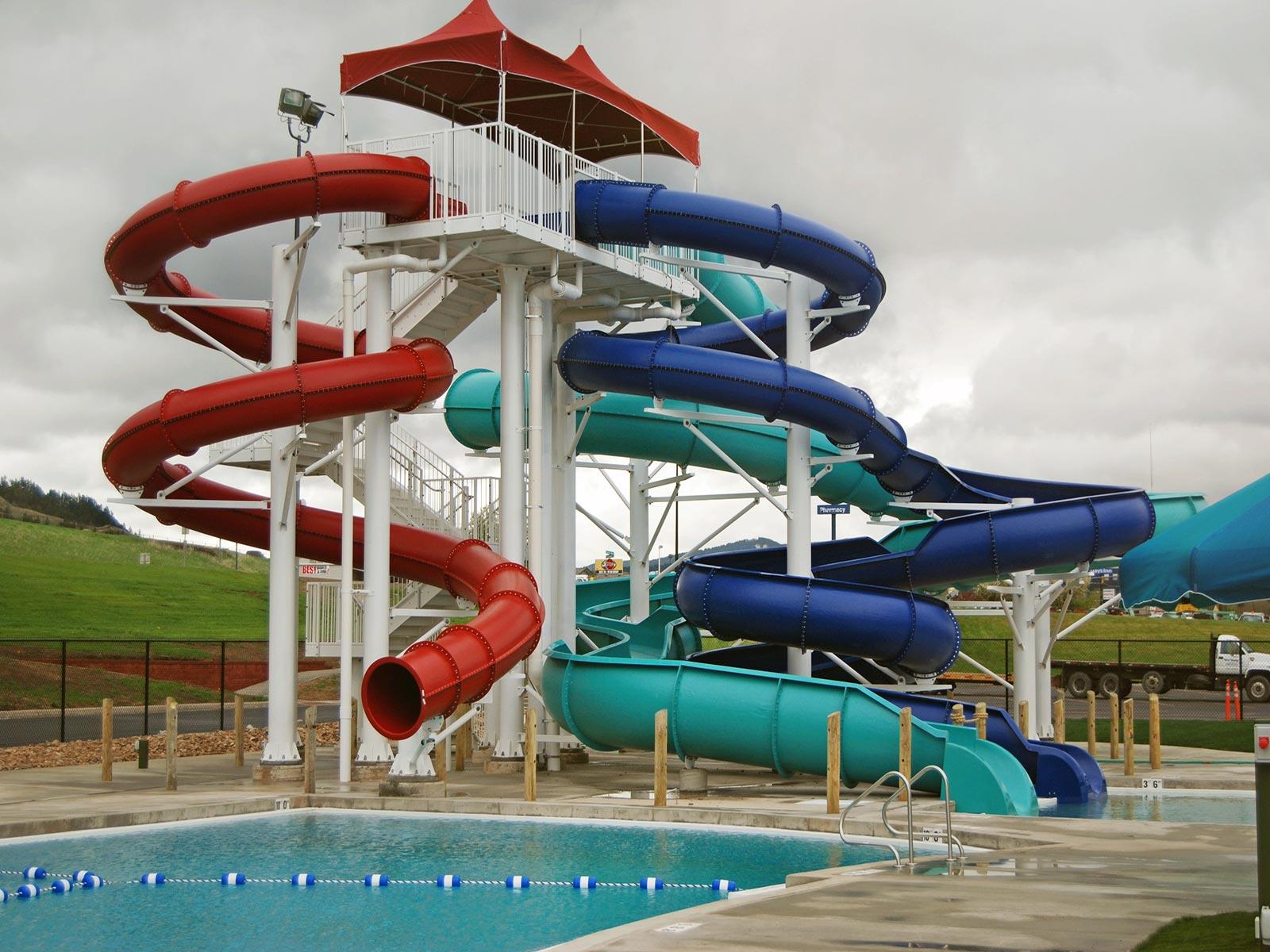 Drop Slides Splashtacular