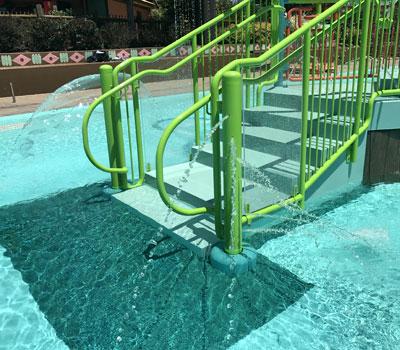 White Water Stairs