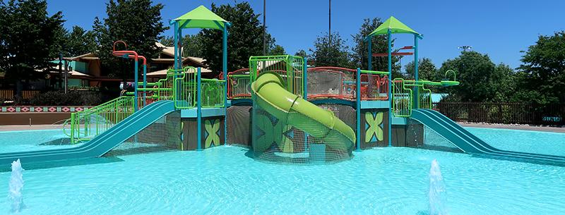 White Water Aquatic Play Unit