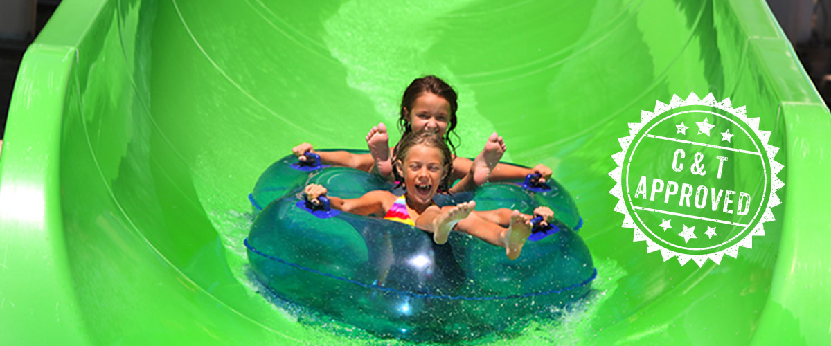 splashtacular water slides