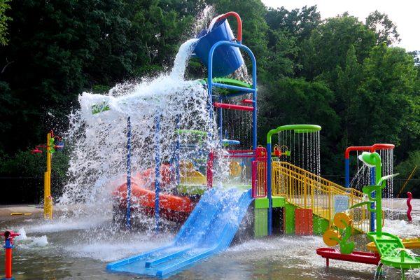 kiddie water park