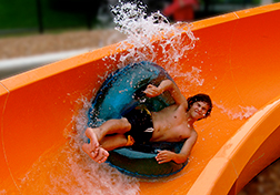 Raft Slide Design