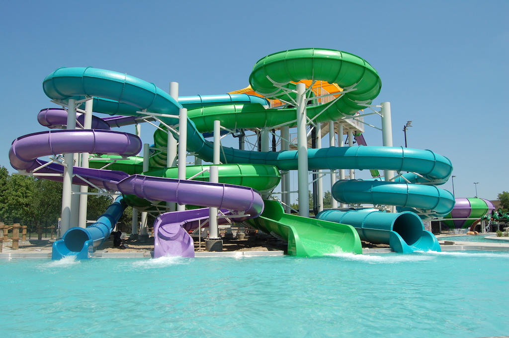 WATER ATTRACTIONS TO YOUR PARK